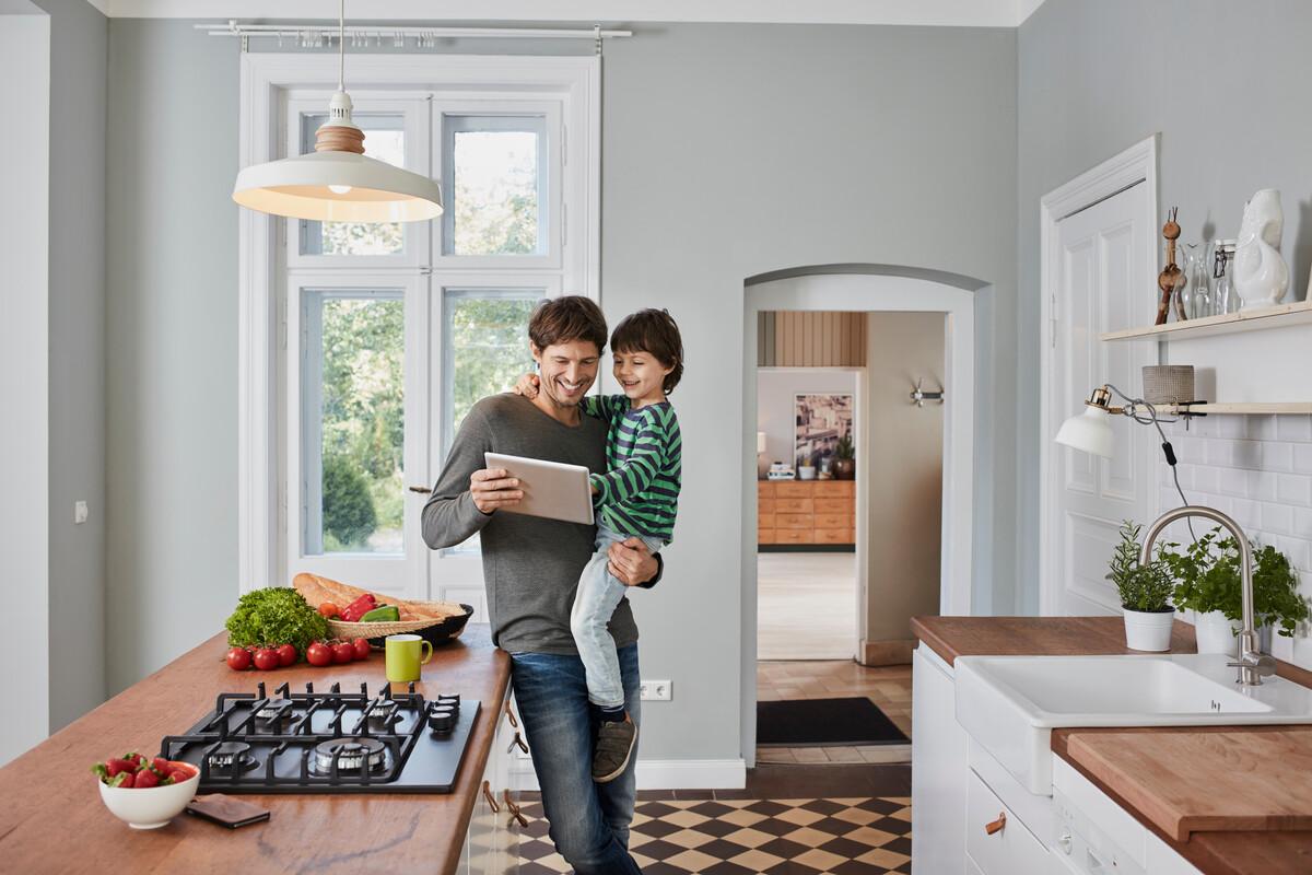 Virtuvės patalpos