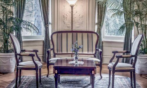 vintažiniai baldai