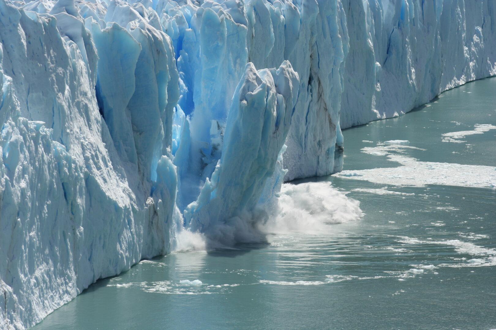 Tirpstantys ledynai