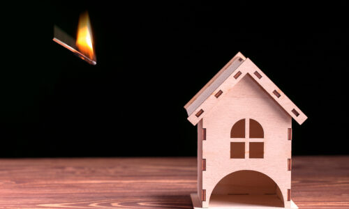 Ugniai atsparus namas